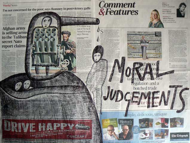 Moral Judgements